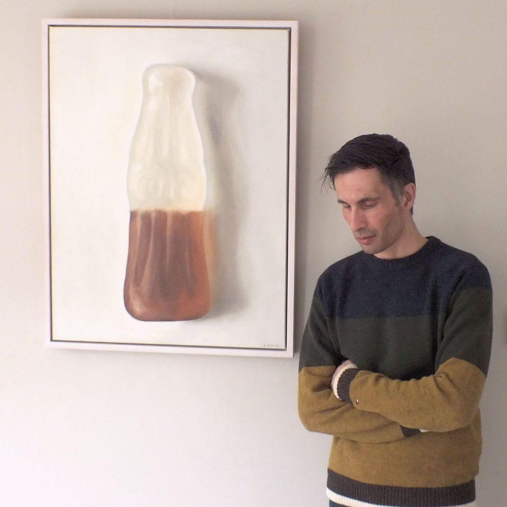 Serge de Vries, kunstenaar, Apeldoorn, realistische schilderijen