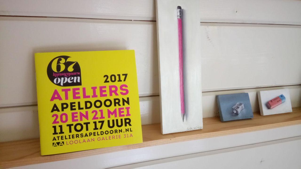 Atelierroute 2017 programmaboekje